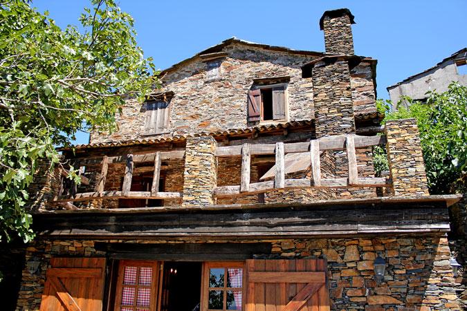 Talasnal - fachada