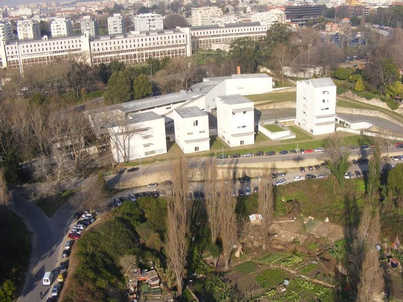 Faculdade de Arquitetura do Porto