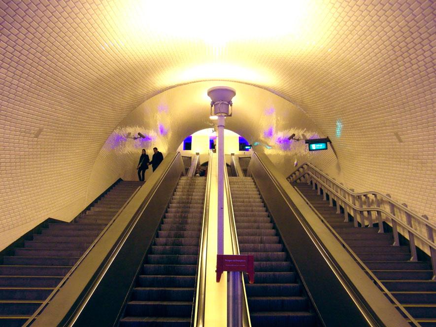 Estação de Metro Baixa-Chiado