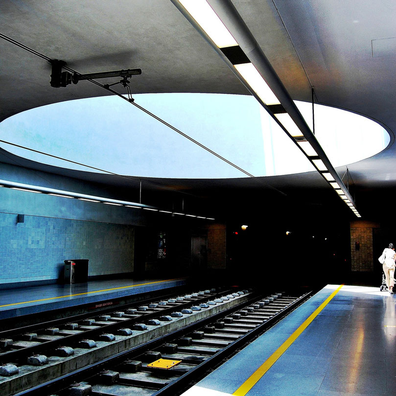 Estação de Metro Casa da Música