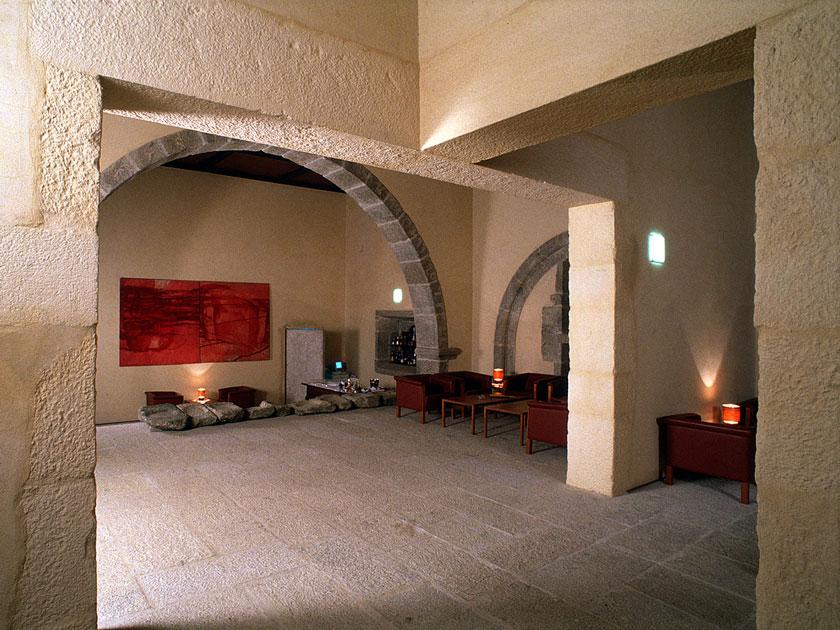 Pousada de Santa Maria do Bouro - interior