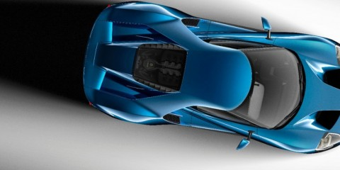 Novo Ford GT