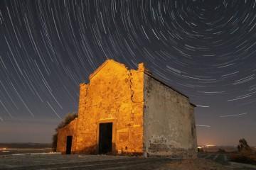 Ermida de São Bento Dark Sky® - Foto: João Fructuosa