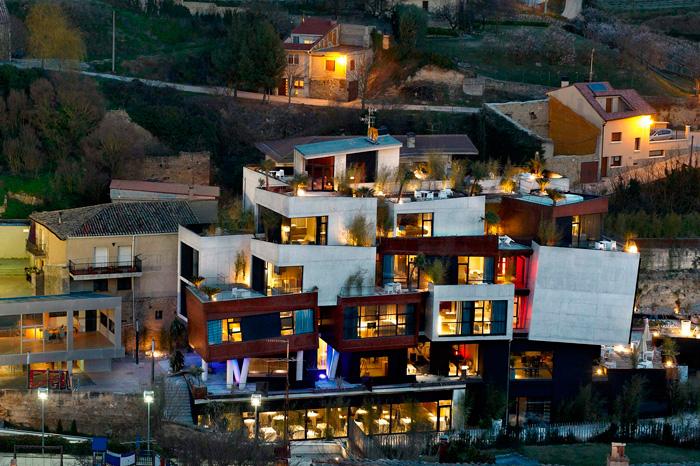 Imagem propriedade do Hotel Viura