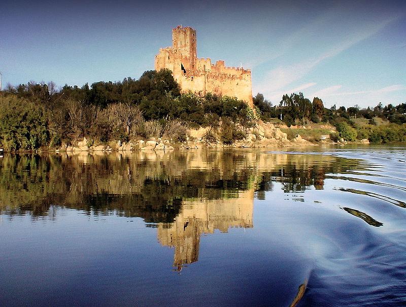 Castelo de Almourol - Foto: Wikimedia Commons