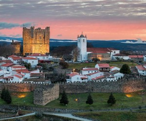 Castelo de Bragança - Foto: Wikimedia Commons