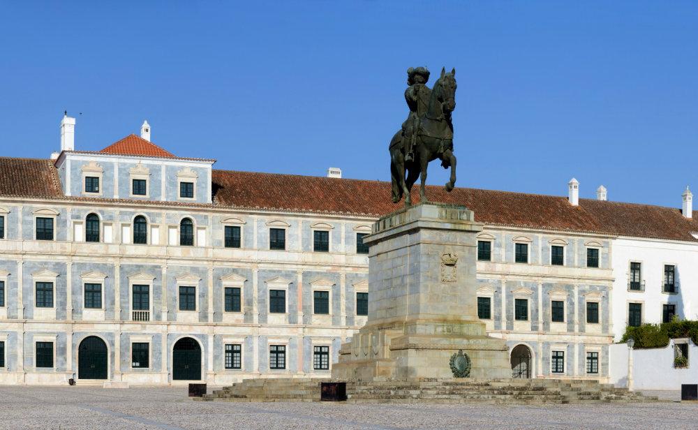 Palácio Ducal de Vila Viçosa - Foto: Wikimedia Commons