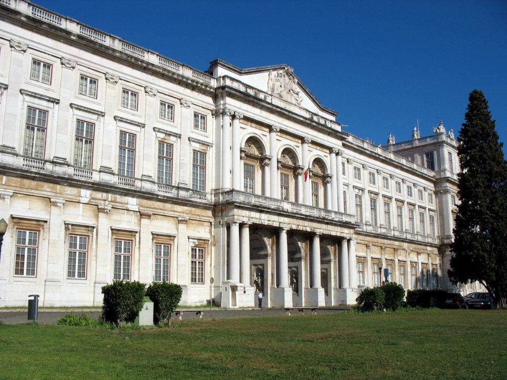 Palácio Nacional da Ajuda - Foto: Câmara Municipal de Lisboa