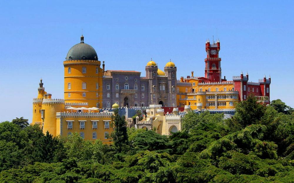 Palácio Nacional da Pena - Foto: Wikimedia Commons
