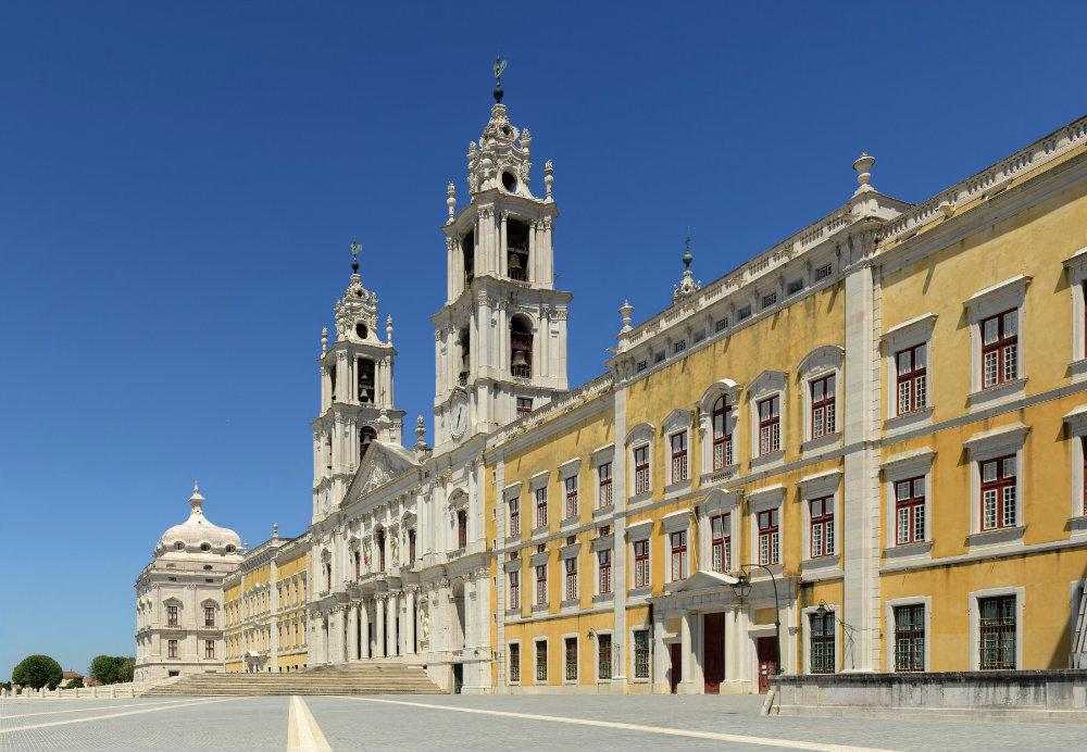 Palacio Nacional de Mafra - Foto: Wikimedia Commons