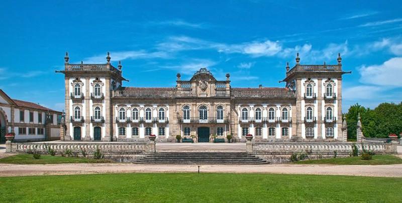 Palacio da Brejoeira - Foto: Turismo de Portugal
