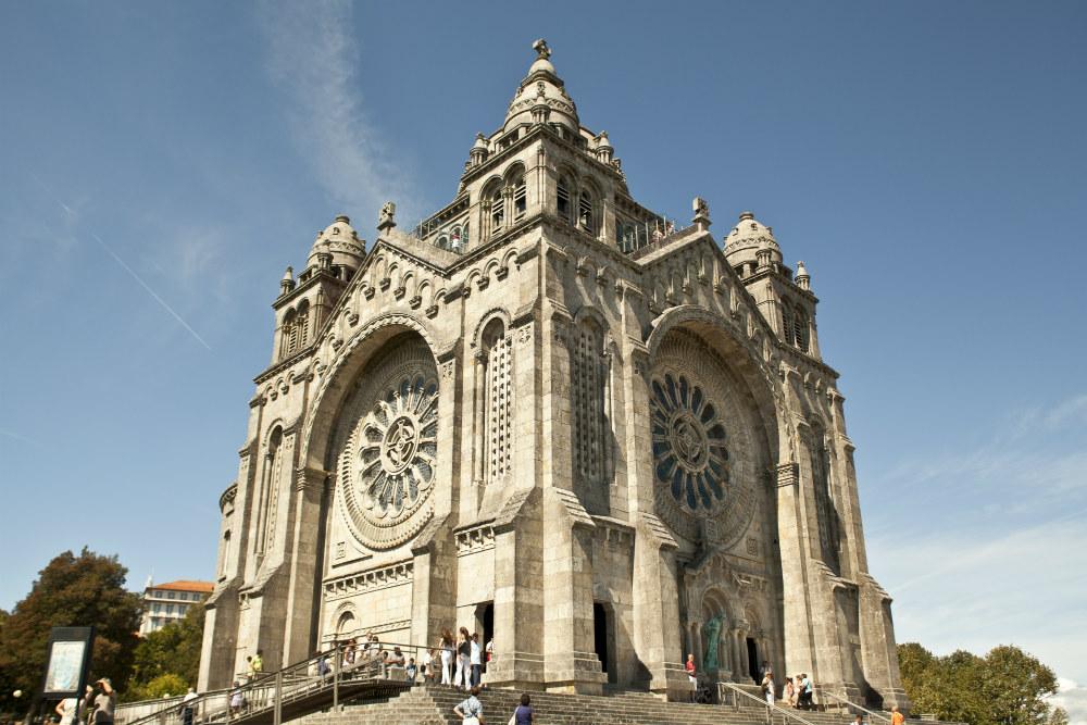 Igreja de Santa Luzia. Foto: Leone Niel. Turismo de Portugal