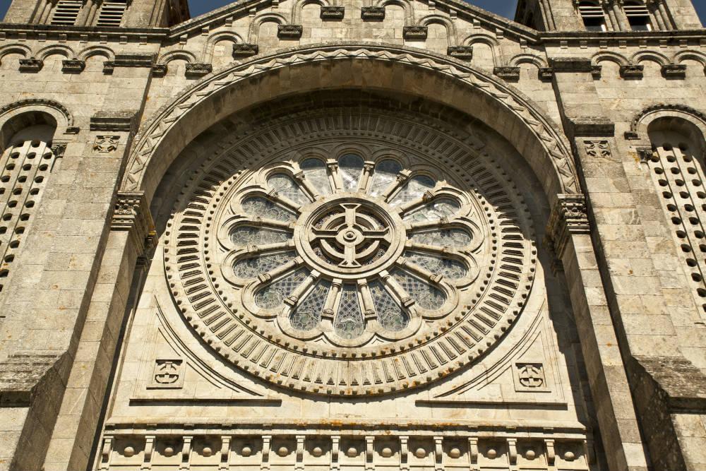 Detalhe Igreja de Santa Luzia