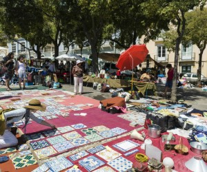 Feira da Ladra, Lisboa. Foto: iStock