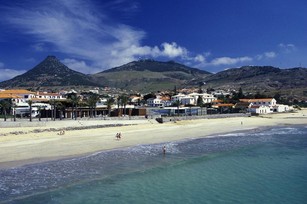 Praia do Porto Santo. Foto: iStock