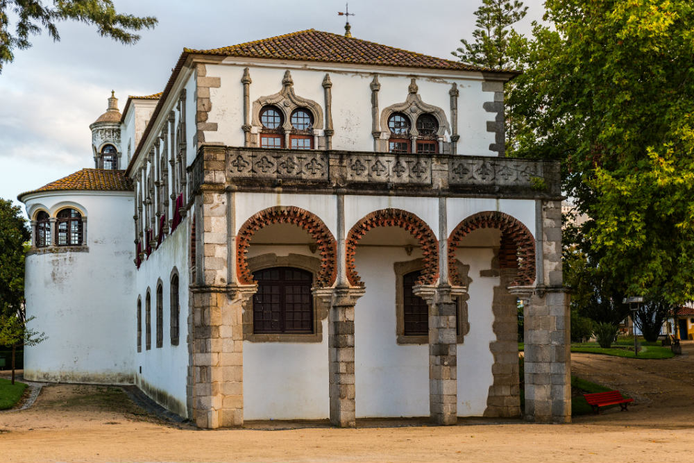 Palácio de D. Manuel I. Foto: iStock