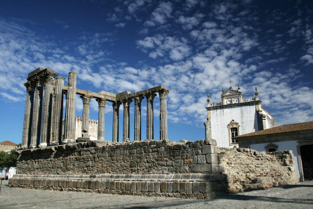 Templo de Diana. Foto: iStock