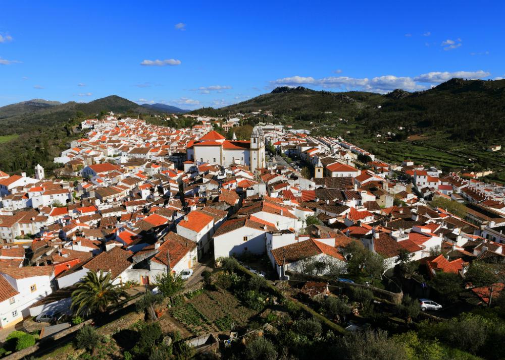 Évora, Cidade Património da Humanidade. Foto: iStock