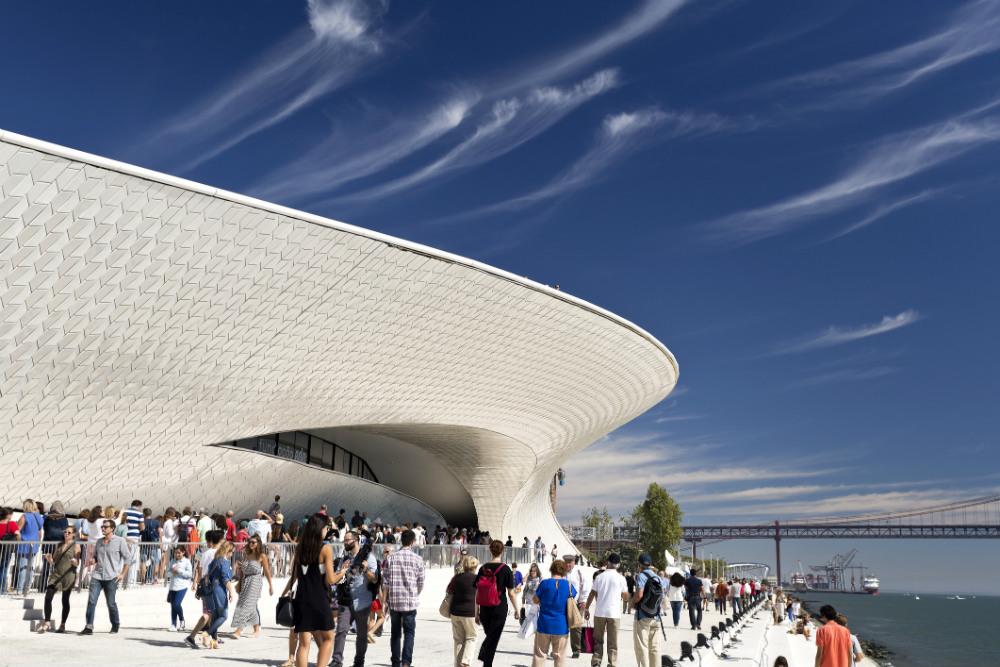 Museu de Arte, Arquitetura e Tecnologia. Foto: iStock