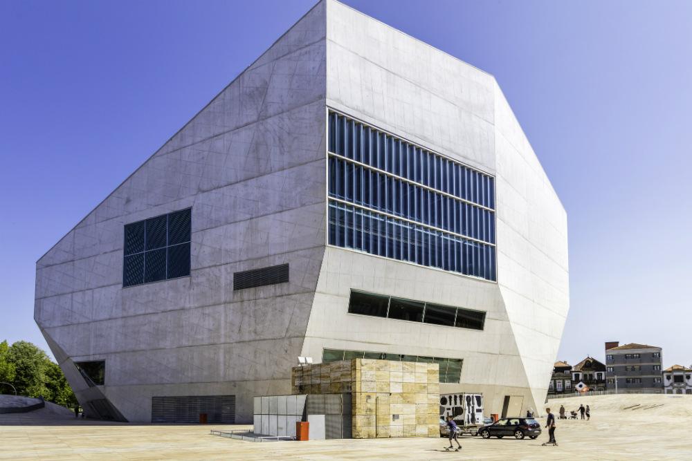 Casa da Música. Foto: iStock