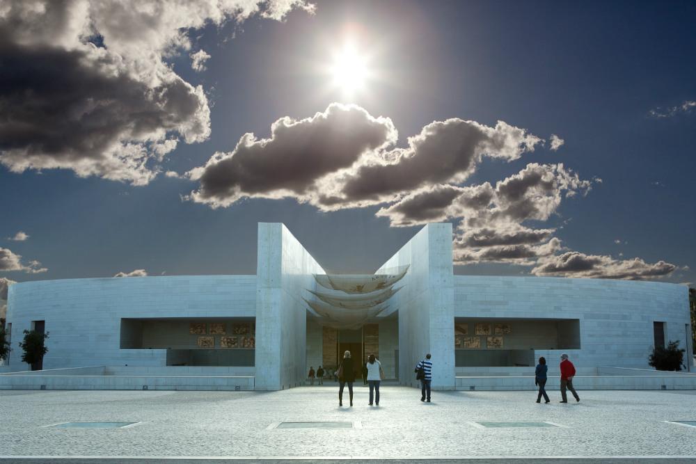Basílica da Santíssima Trindade. Foto: página oficial do Santuário de Fátima