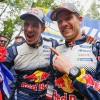 Super Seb vence o sexto Campeonato Mundial de Rally da FIA!